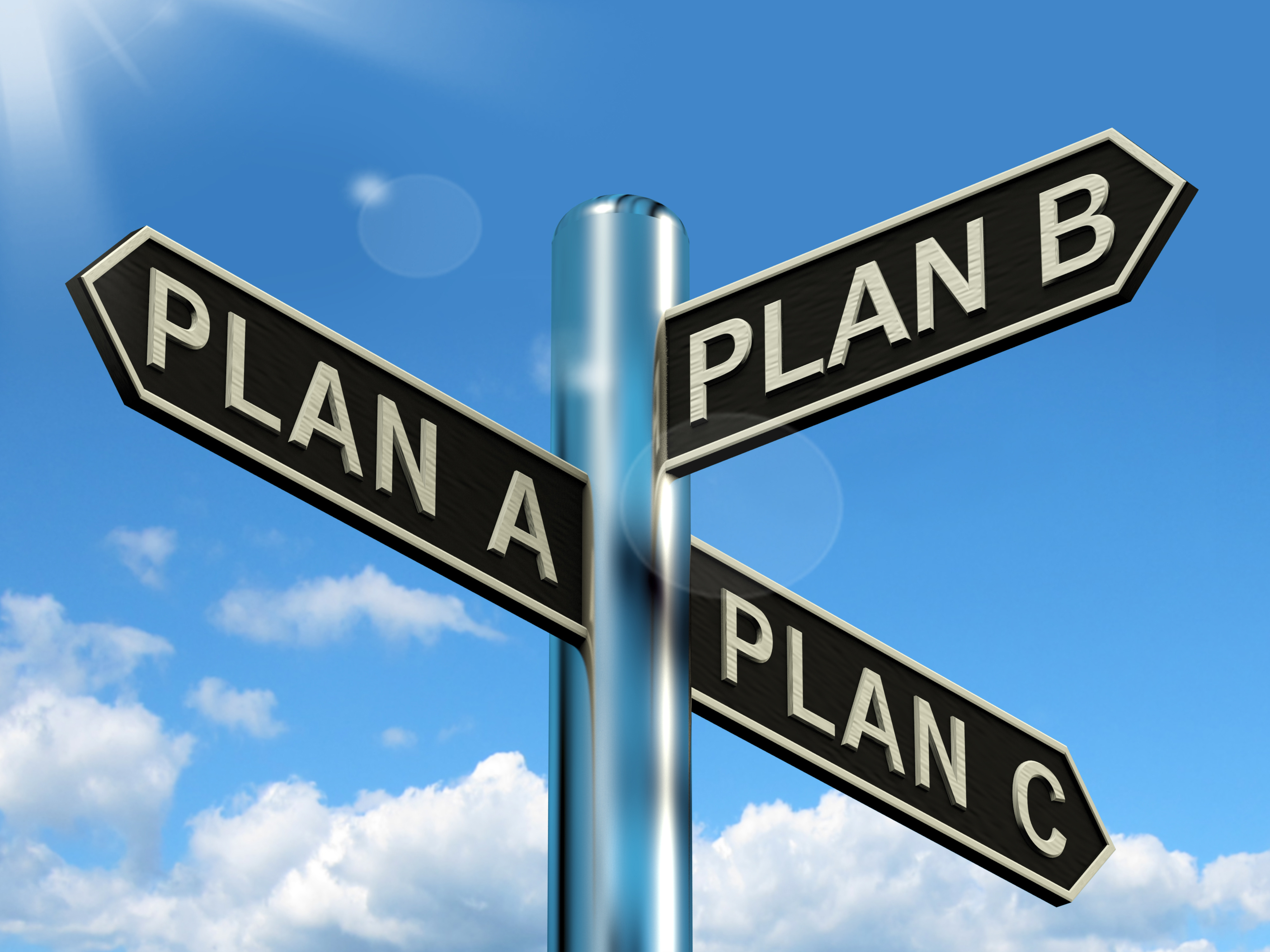Build an anxiety attack contingency plan healthy hacks for B b contract